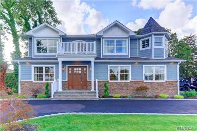 Hicksville Single Family Home For Sale: 750 S Oyster Bay Rd