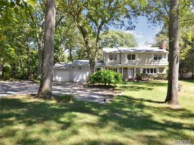 Smithtown Single Family Home For Sale: 185 Old Willets Path