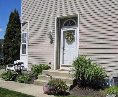 S. Setauket Condo/Townhouse For Sale: 14 Sunflower Ridge Rd