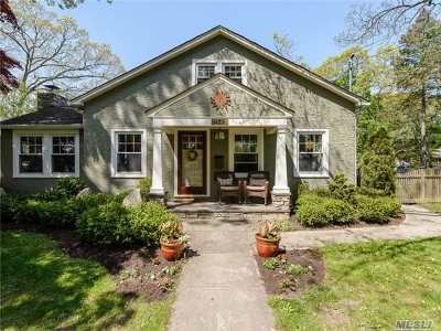 Bay Shore Single Family Home For Sale: 425 Pine Dr