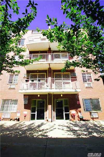 Woodside Condo/Townhouse For Sale: 41-38 66th St