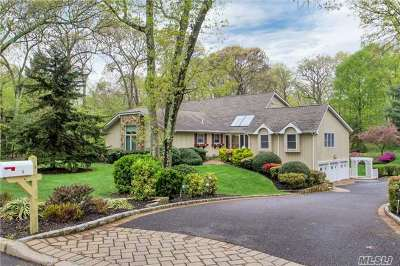 Smithtown Single Family Home For Sale: 18 Stony Hill Path