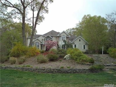 Setauket Single Family Home For Sale: 12 Mill River Rd