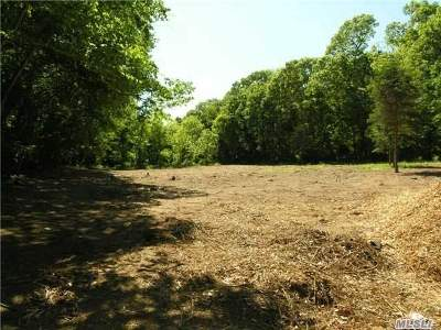 Head Of Harbor Residential Lots & Land For Sale: 1253 N Country Rd