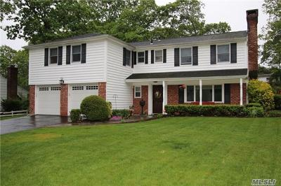 Port Jefferson Single Family Home For Sale: 16 Harbor Hills Dr