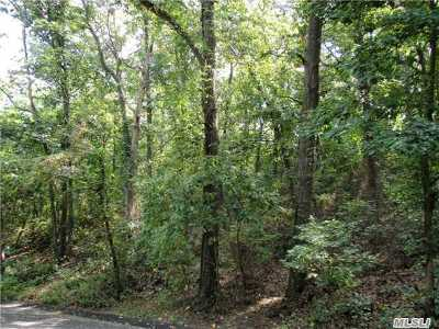 Coram Residential Lots & Land For Sale: Beach Ln