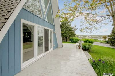 Hampton Bays Single Family Home For Sale: 17a Hampton Harbor Rd