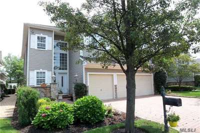 Mt. Sinai Condo/Townhouse For Sale: 169 Hamlet Dr