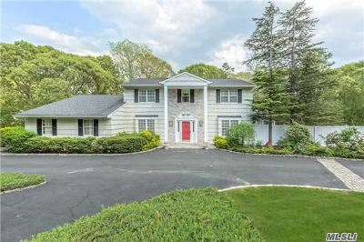 Smithtown Single Family Home For Sale: 21 Hills Park Ln