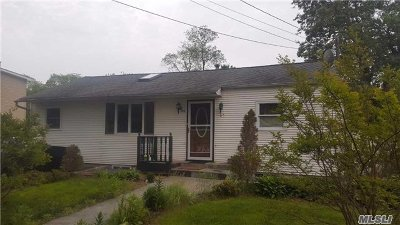 Brentwood NY Single Family Home For Sale: $269,000
