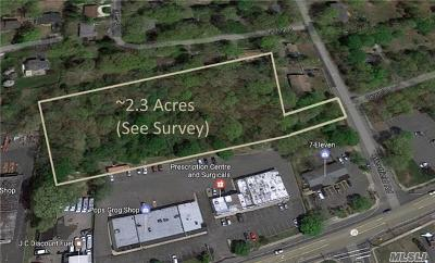 Coram Residential Lots & Land For Sale: W/S Westfield Rd