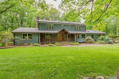 Belle Terre Single Family Home For Sale: 126 Cliff Rd