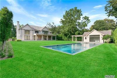 Bridgehampton Single Family Home For Sale: 77 Newman Ave