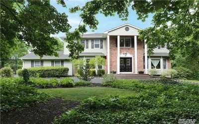 Setauket Single Family Home For Sale: 9 Barnyard Ln