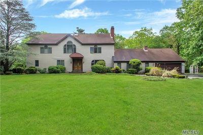 Port Jefferson Single Family Home For Sale: 6 Lower Devon Rd