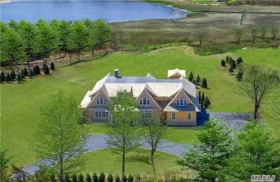 Quogue Single Family Home For Sale: 22a Bay Rd