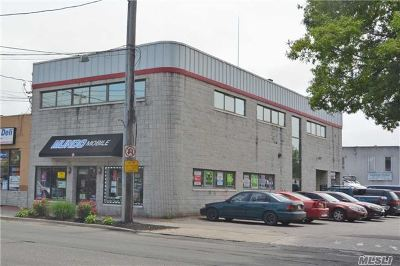 Port Washington Commercial For Sale: 8 Manorhaven Blvd