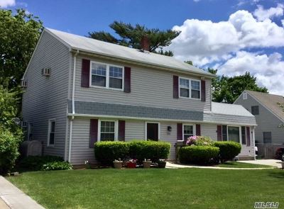 Levittown Single Family Home For Sale: 155 Loring Rd