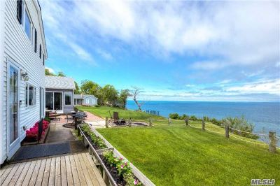 Belle Terre, Miller Place, Mt. Sinai, Old Field, Poquott, Port Jefferson, Pt.jefferson Vil, Rocky Point, Setauket, Shoreham, Sound Beach, Stony Brook Single Family Home For Sale: 31 Saint James Dr