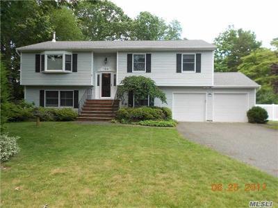 Smithtown Single Family Home For Sale: 15 Aron St