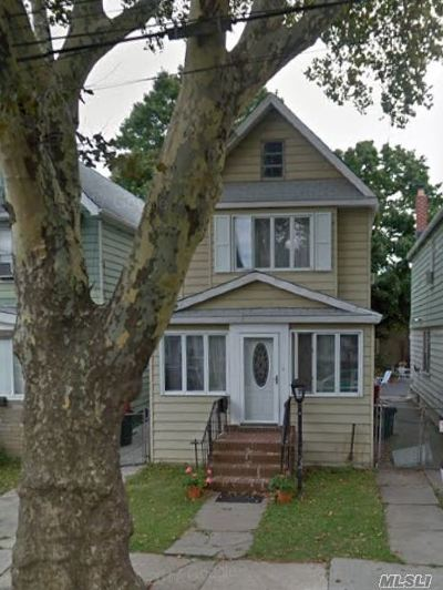 Forest Hills Single Family Home For Sale: 87-08 69th Ave