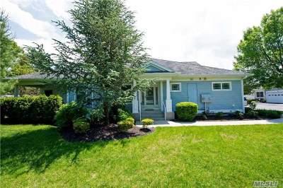 Stony Brook Condo/Townhouse For Sale: 1 Oak Run