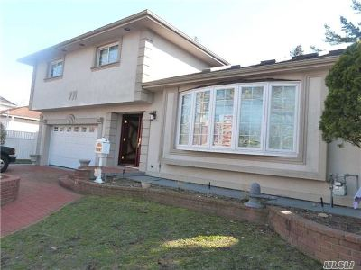 Valley Stream Single Family Home For Sale: 991 Rosedale Rd