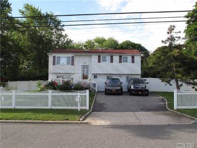 Bay Shore Single Family Home For Sale: 230 Massachusetts Ave