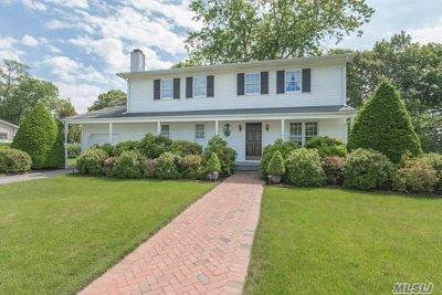 S. Setauket Single Family Home For Sale: 9 Dave Ln