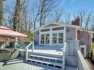 Miller Place Single Family Home For Sale: 57 B Harbor Beach Rd