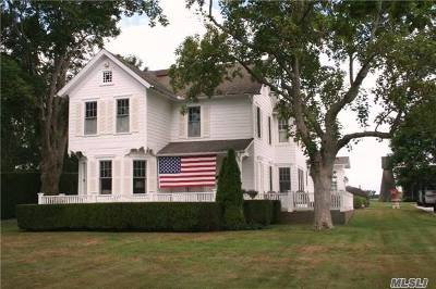 Water Mill Single Family Home For Sale: 231 Deerfield Rd