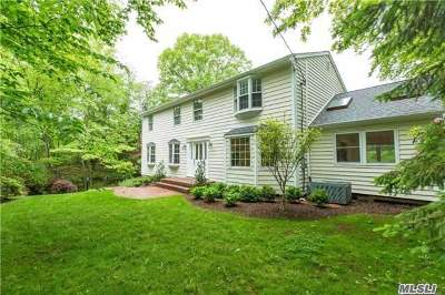 Stony Brook Single Family Home For Sale: 35 Hollow Rd