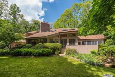 Setauket Single Family Home For Sale: 1 Old Field Woods Rd