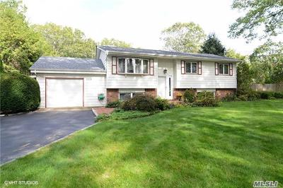 Ronkonkoma Single Family Home For Sale: 1219 Terry Rd