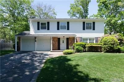 Nesconset Single Family Home For Sale: 3 White Cliff Ln