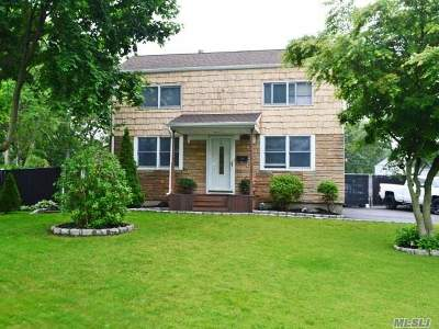 Centereach Single Family Home For Sale: 295 Eastwood Blvd