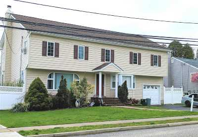 Farmingdale, Hicksville, Levittown, Massapequa, Massapequa Park, N. Massapequa, Plainview, Syosset, Westbury Single Family Home For Sale: 68 Hampshire Dr