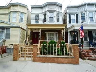 Woodhaven Single Family Home For Sale: 8607 79th St