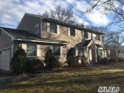Centereach Single Family Home For Sale: 3 Robert Dr