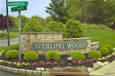 Pt.jefferson Sta Condo/Townhouse For Sale: 61 Gettysburg Dr