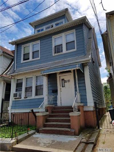 Elmhurst Single Family Home For Sale: 41-38 Benham St