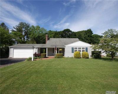 Setauket Single Family Home For Sale: 22 Braemer Rd