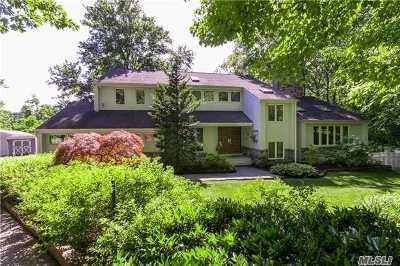 Setauket Single Family Home For Sale: 15 Silver Beech Ct