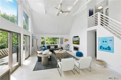 Amagansett Single Family Home For Sale: 133 Central Ave
