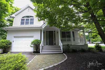 Setauket Single Family Home For Sale: 11 Van Brunt Manor Rd