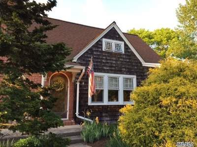 Westhampton Single Family Home For Sale: 6 Pleasant Ave