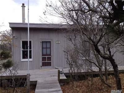 Davis Park Single Family Home For Sale: Private Walk