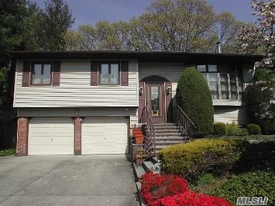 Hauppauge Single Family Home For Sale: 11 Don Ln