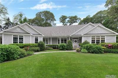 Jamesport Single Family Home For Sale: 866 Peconic Bay Blvd