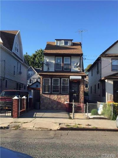 Elmhurst Single Family Home For Sale: 94-17 52nd Ave